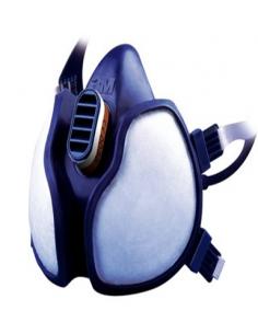 Respiratore 3M™ 4251 per gas e vapori a semimaschera