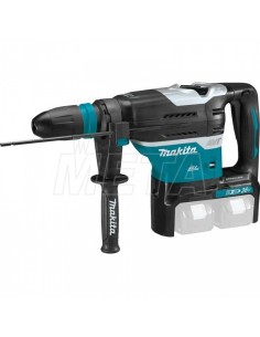 Makita Martello Rotativo-demolitore 40mm 18Vx2 BL Motor Bluetooth-SDS-Max Compatibile DHR400ZKU