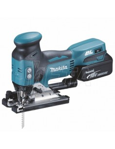 Makita Seghetto alternativo 18V BL Motor DJV181RTJ