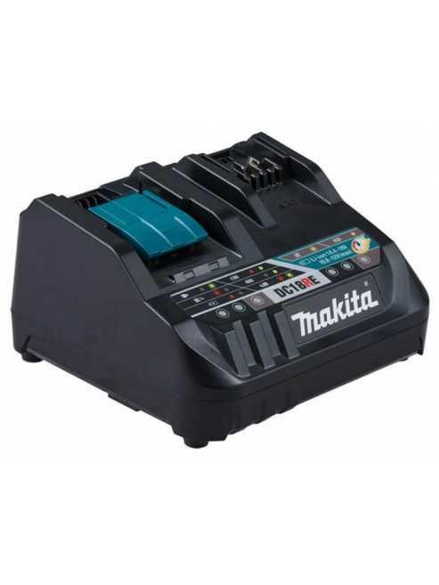 Makita Caricabatterie rapido triplo voltaggio DC18RE