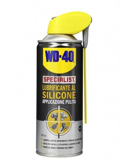 WD40 Lubrificante al silicone