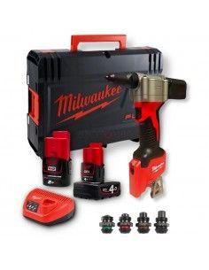 Milwaukee Rivettatrice Elettrica BPRT-422X