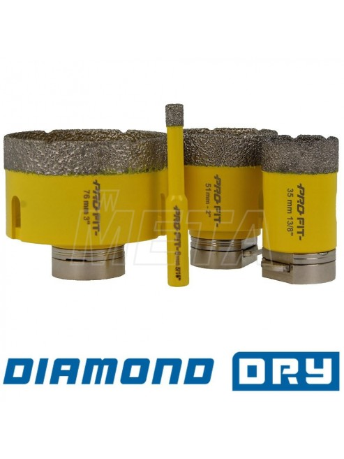 SEGA A TAZZA DIAMOND DRY PRO-FIT