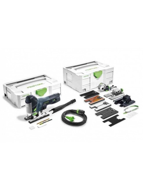 Festool Seghetto alternativo CARVEX PS 420 EBQ-Set
