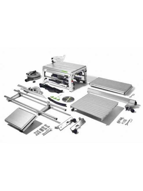 Festool Sega da banco a trazione PRECISIO CS 70 EBG-Set